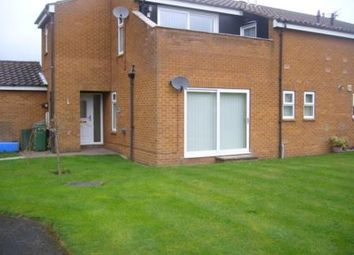 Thumbnail 2 bed flat to rent in Glenfield Drive, Hull