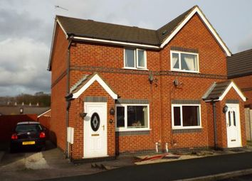 Thumbnail 2 bed semi-detached house for sale in Lakeland Gardens, Chorley, Lancashire