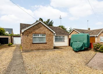 Thumbnail 3 bed bungalow for sale in The Woodlands, Peterborough
