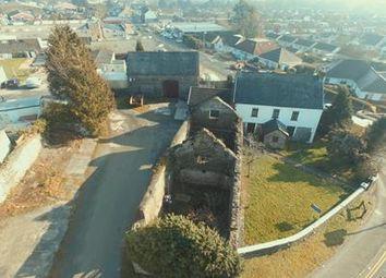 Thumbnail Land for sale in Beddau Farm, St. Cenydd Road, Caerphilly