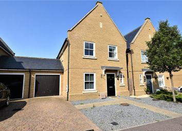 Thumbnail 3 bed link-detached house for sale in Gunners Rise, Shoeburyness, Historical Garrison, Essex