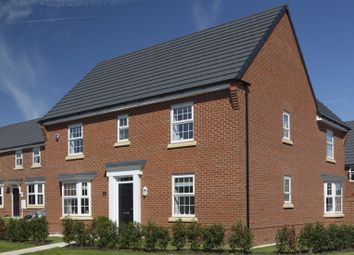 "Thumbnail 4 bed detached house for sale in ""Layton"" at London Road, Nantwich"