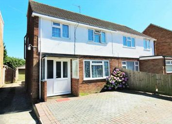 Thumbnail 4 bed semi-detached house for sale in Willow Tree Close, Willesborough