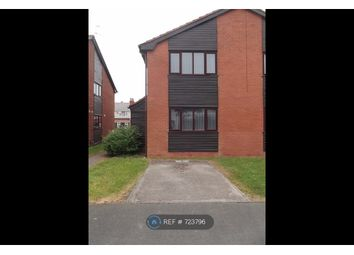 Thumbnail 1 bed terraced house to rent in St Davids Grove, Lytham St Annes