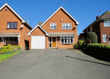Thumbnail 4 bed detached house for sale in Cannock Road, Penkridge, Stafford