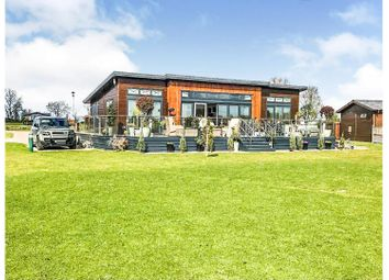 Thumbnail Lodge for sale in Woodward Lakes And Lodges Armthorpe, Doncaster