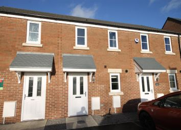 Thumbnail 2 bed terraced house to rent in Friars Close, Northallerton