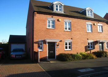 4 bed semi-detached house for sale in Anglian Way, New Stoke Village, Coventry CV3