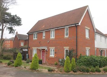Thumbnail 3 bed semi-detached house to rent in Castle Gardens, Kesgrave, Ipswich