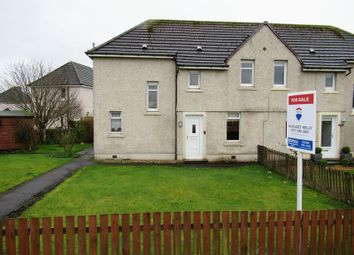 Thumbnail 3 bed property for sale in Loanhead Road, Newarthill, Motherwell