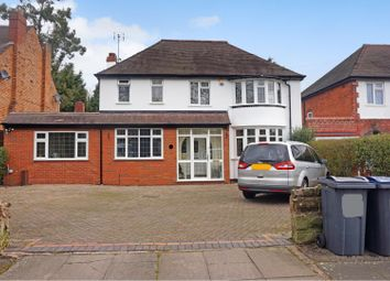 Thumbnail 4 bed detached house for sale in Butlers Road, Birmingham