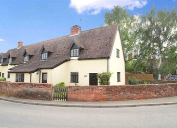 Thumbnail 3 bedroom cottage for sale in Corner House, Orford Road, Tunstall