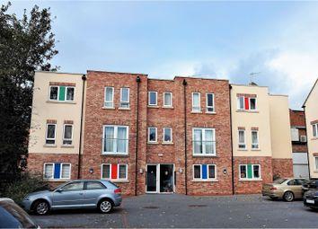 Thumbnail 2 bed flat for sale in St. Edmunds Court, Abington, Northampton