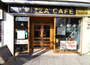 Thumbnail Restaurant/cafe for sale in Cornwall Street, Plymouth