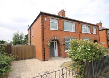 Thumbnail 3 bed semi-detached house for sale in Gladstone Road, Newark