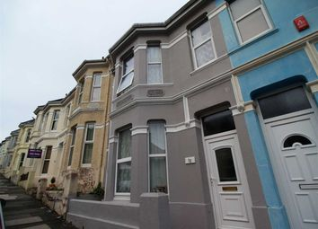 Thumbnail 3 bedroom property to rent in Craven Avenue, Plymouth