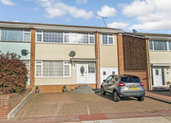 Thumbnail 5 bed semi-detached house for sale in Fairfield Crescent, Eastwood, Essex