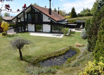 Thumbnail 4 bed semi-detached house for sale in Bassins, Switzerland