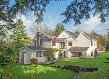 Thumbnail 5 bed detached house for sale in Parkmill, Gower, Swansea