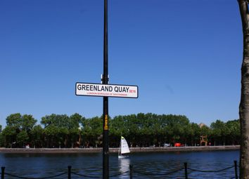 Thumbnail Room to rent in Greenland Quay, London