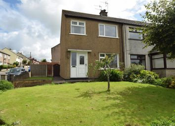 Thumbnail 3 bed semi-detached house for sale in Newton Road, Dalton-In-Furness, Cumbria