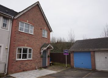 Thumbnail 3 bed end terrace house for sale in Charlock Road, Weston-Super-Mare