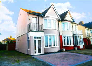 Thumbnail 3 bed semi-detached house for sale in Leamington Rd, Southend On Sea