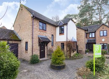 Thumbnail 3 bed detached house for sale in Heather Close, Finchampstead, Wokingham, Berkshire