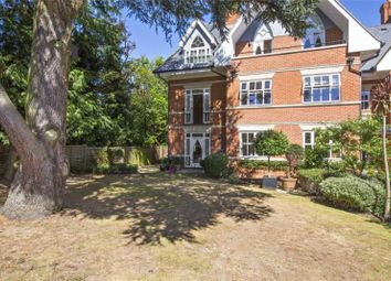 Thumbnail 2 bed flat for sale in Ascent House, Ellesmere Road, Weybridge, Surrey