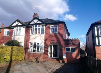 Thumbnail 3 bed semi-detached house for sale in Brampton Road, May Bank, Newcastle