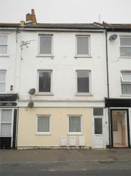 Thumbnail 1 bed flat to rent in Flat A, 131 Dover Road, Folkestone, Kent