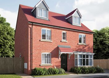 "Thumbnail 5 bed detached house for sale in ""The Fletcher"" at Market Grove, Great Yeldham, Halstead"