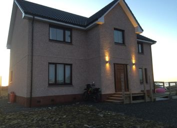 Thumbnail 4 bed detached house for sale in West Isle, Out Skerries, Shetland
