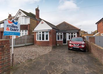 Thumbnail 3 bed detached bungalow for sale in Hartsdown Road, Margate