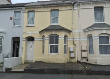 Thumbnail 1 bedroom flat to rent in Grenville Road, St Judes, Plymouth - Spacious Modern Gff