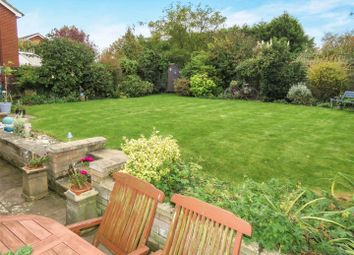Thumbnail 4 bedroom detached house for sale in Manor Way, Hail Weston, St. Neots