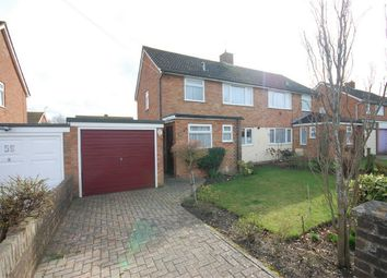 Thumbnail 3 bed semi-detached house for sale in Bedgrove, Aylesbury, Buckinghamshire