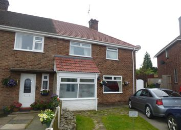 Thumbnail 3 bedroom semi-detached house for sale in Clough Lane, Northwich