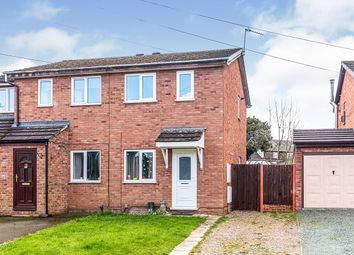 Thumbnail 2 bedroom semi-detached house for sale in Elim Court, Hadley, Telford, Shropshire