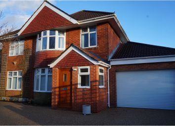 Thumbnail 4 bed detached house for sale in Meon Road, Bournemouth