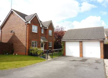 Thumbnail 4 bed detached house for sale in Goodwood Close, Beverley