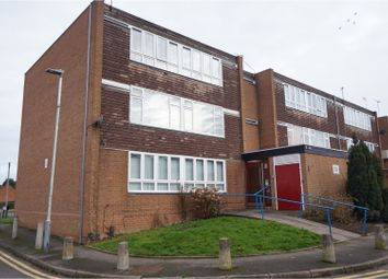 Thumbnail 2 bed flat to rent in Brantley Avenue, Wolverhampton