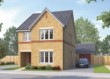 "Thumbnail 4 bed detached house for sale in ""The Glastonbury"" at Greaves Lane, Stannington, Sheffield"