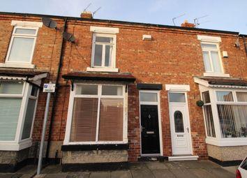 2 bed terraced house for sale in Reid Street, Darlington DL3