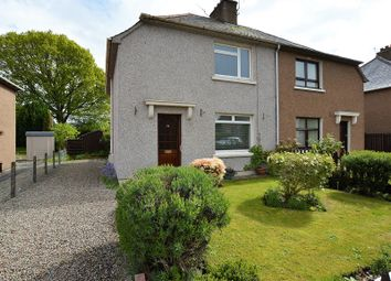 Thumbnail 3 bedroom semi-detached house for sale in 29 Bruce Gardens, Dalneigh, Inverness