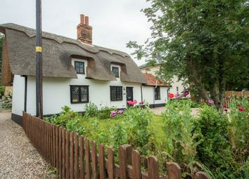 Thumbnail 3 bed detached house for sale in The Street, North Lopham, Norfolk