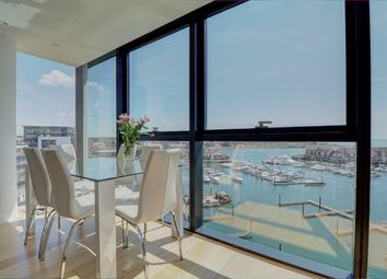 Thumbnail 2 bed flat for sale in The Hawkins Tower, Admirals Quay, Southampton, Hampshire