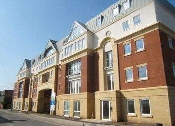 Thumbnail 2 bed flat for sale in Curzon Street, Burton-On-Trent, Staffordshire