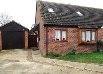Thumbnail 3 bed bungalow for sale in East Harling, Norwich, Norfolk
