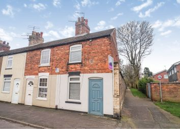 Thumbnail 2 bed end terrace house for sale in Upper Long Leys Road, Lincoln